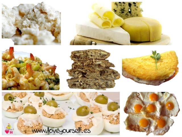 huevos y quesos web