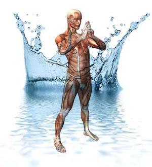 Agua cuerpo
