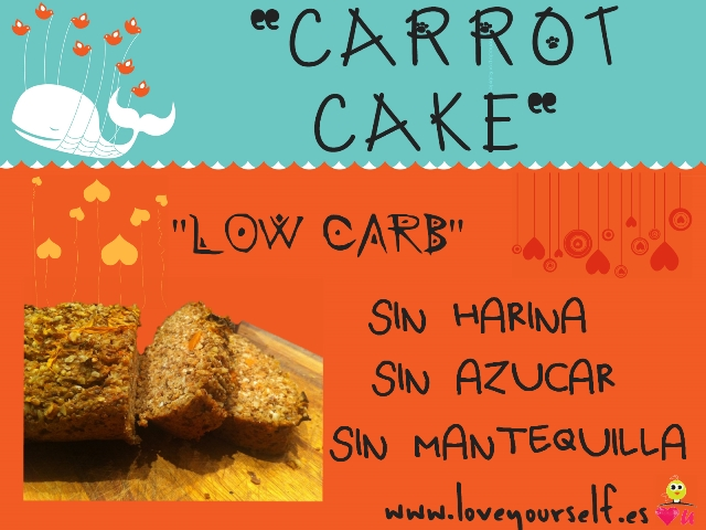 Low Carb carrot cake web