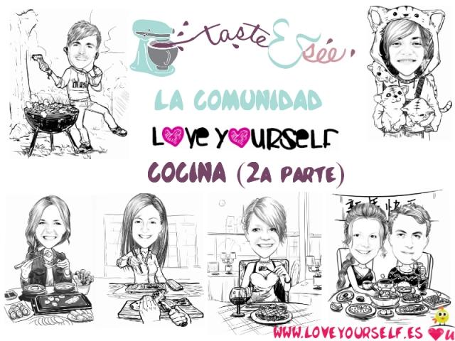 La comunidad loveyourself codina segunda parte web