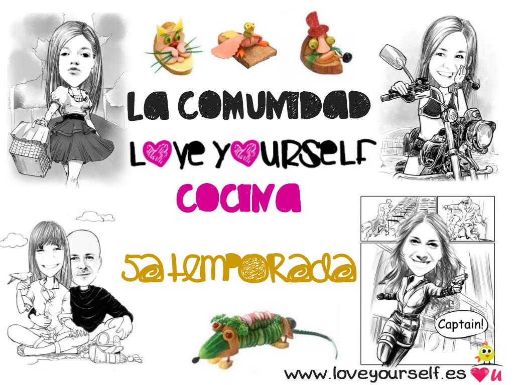 Comunidad loveyourself cocina 5a temporada